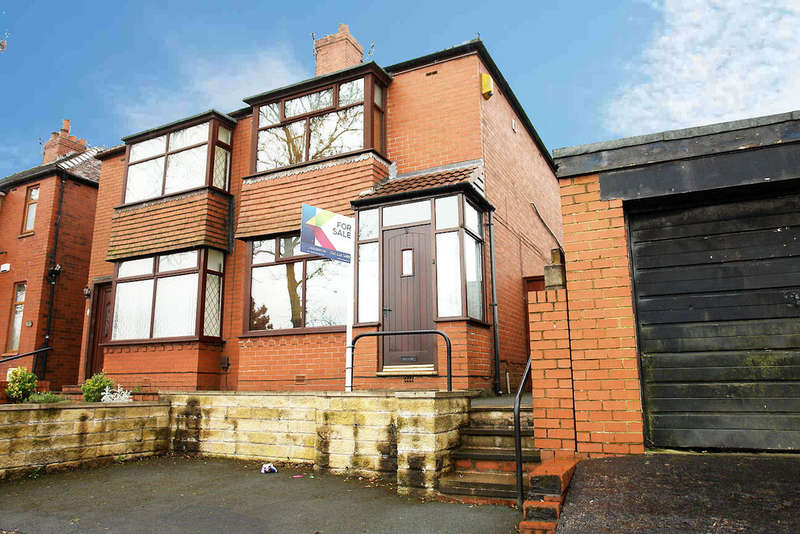 3 Bedrooms Semi Detached House for sale in 2 Buxted Road, Oldham