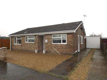2 Bedrooms Bungalow for sale in Ashill, Thetford, Norfolk
