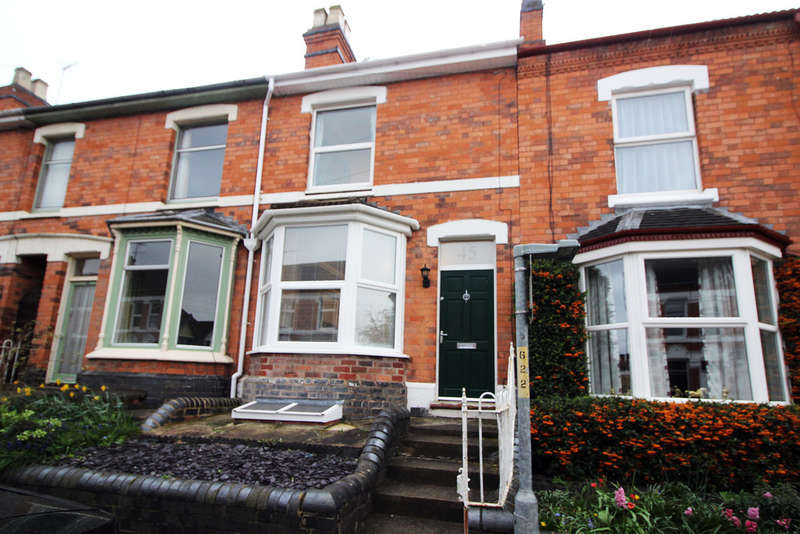 2 Bedrooms Terraced House for sale in Sebright Avenue, Worcester, WR5