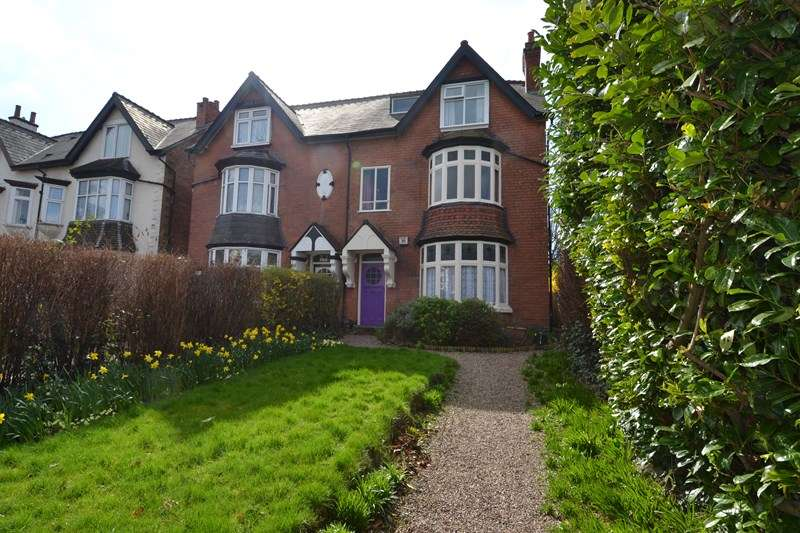 5 Bedrooms Semi Detached House for sale in Sandford Road, Moseley, Birmingham
