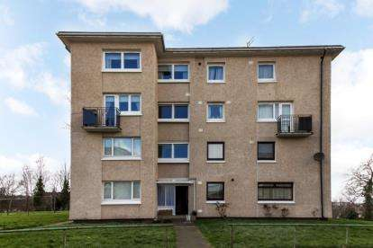 2 Bedrooms Flat for sale in Kirkriggs Avenue, Rutherglen, Glasgow