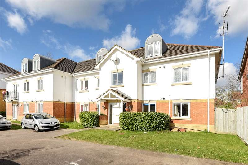 2 Bedrooms Apartment Flat for sale in Basildon Close, Watford, Hertfordshire, WD18