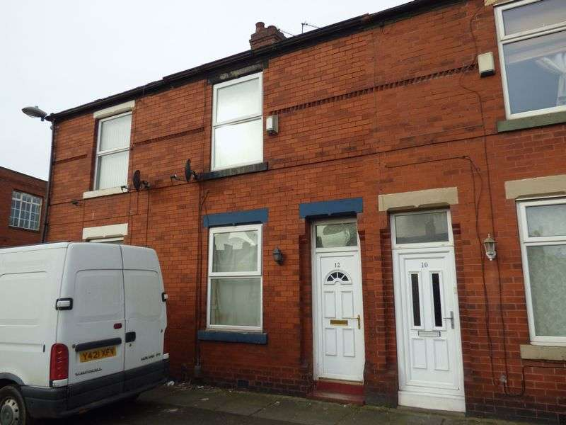 2 Bedrooms Terraced House for sale in Nelson Street, Manchester