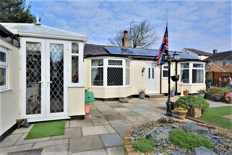 2 Bedrooms Bungalow for sale in Talbot Street, Southport, PR8 1LX