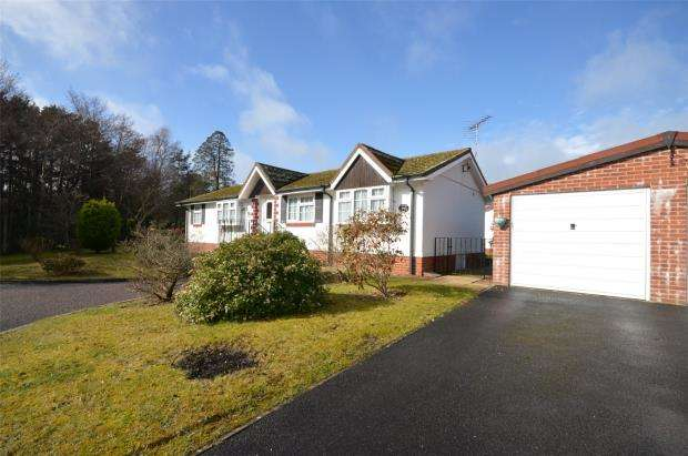2 Bedrooms Detached Bungalow for sale in Parklands Way, New Park, Bovey Tracey, Newton Abbot