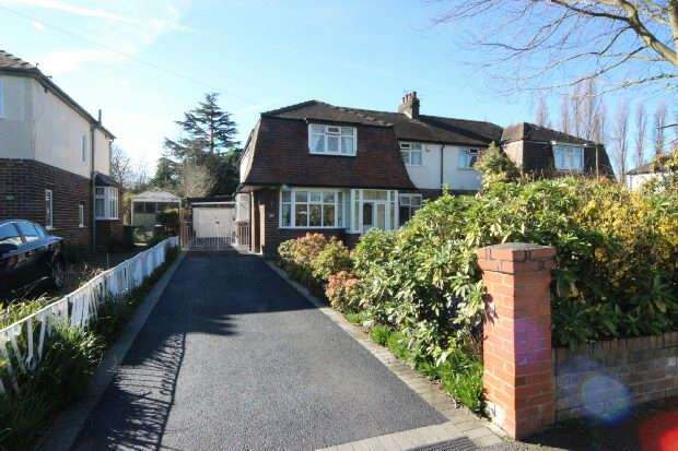 4 Bedrooms Semi Detached House for sale in Wilford Avenue, Sale