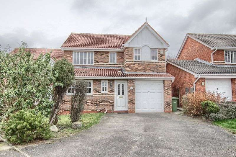 4 Bedrooms Detached House for sale in Aberbran Court, Ingleby Barwick