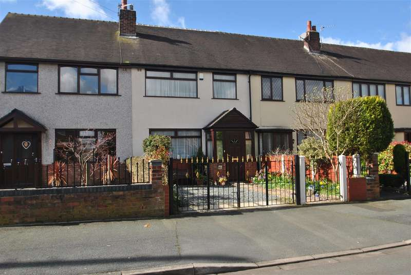 3 Bedrooms Mews House for sale in Irwell Road, WARRINGTON, WA4