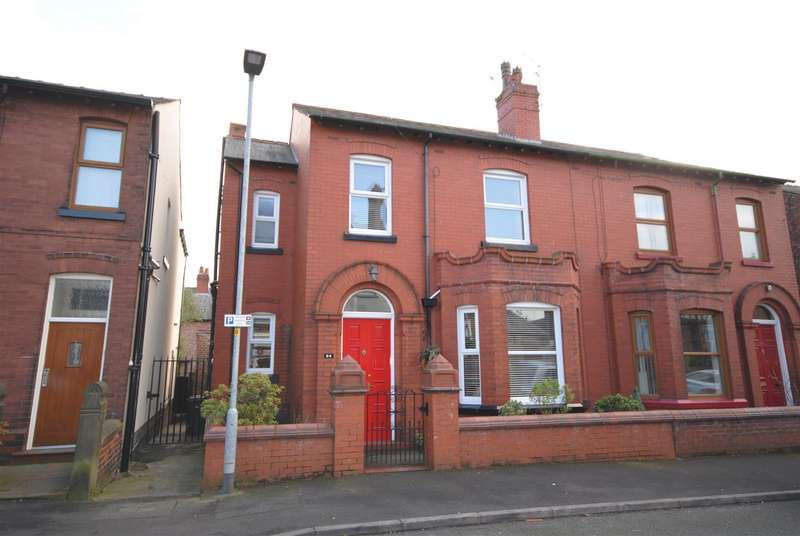 4 Bedrooms Property for sale in Hornby Street, Wigan