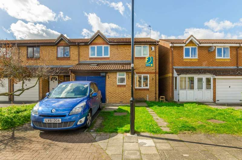 4 Bedrooms House for sale in Tom Nolan Close, West Ham, E15