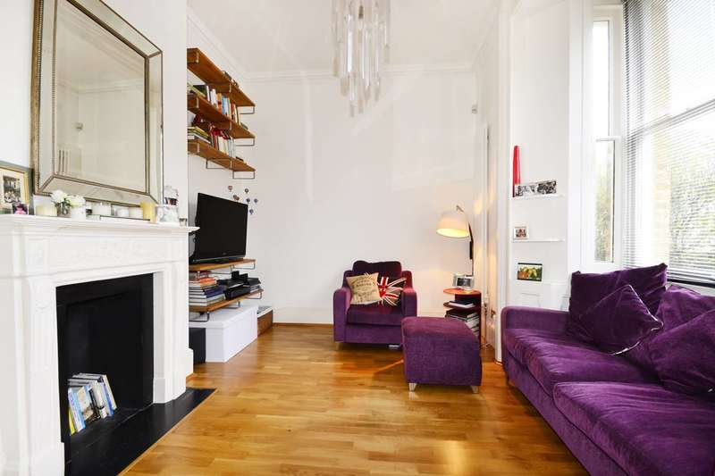 2 Bedrooms Flat for sale in Oakhill Road, Putney, SW15