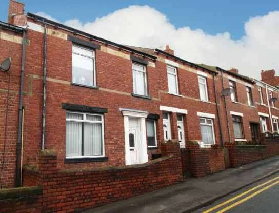 3 Bedrooms Terraced House for sale in Park Road, Stanley, Durham, DH9 7QD