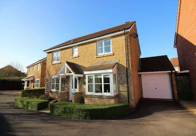 4 Bedrooms Detached House for sale in Adams Meadow, Ilminster