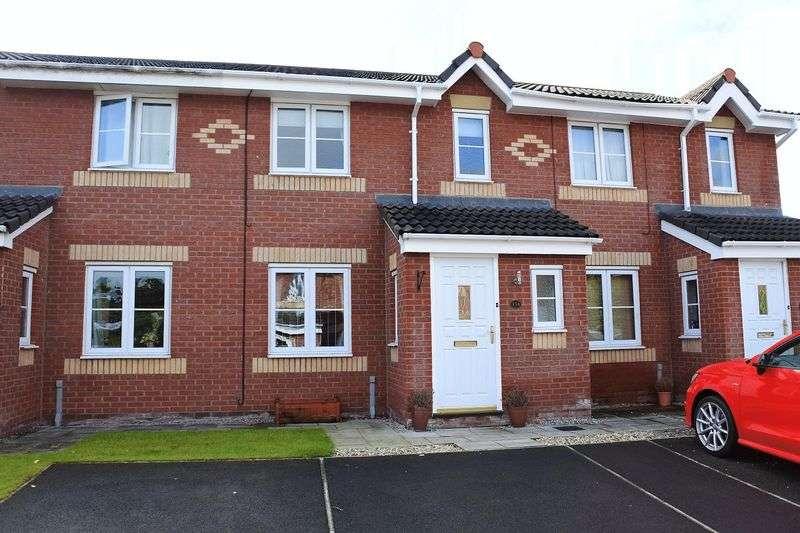 3 Bedrooms Terraced House for sale in Watermans Walk, Carlisle