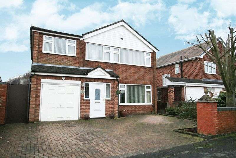 5 Bedrooms Detached House for sale in South Dale, Penketh