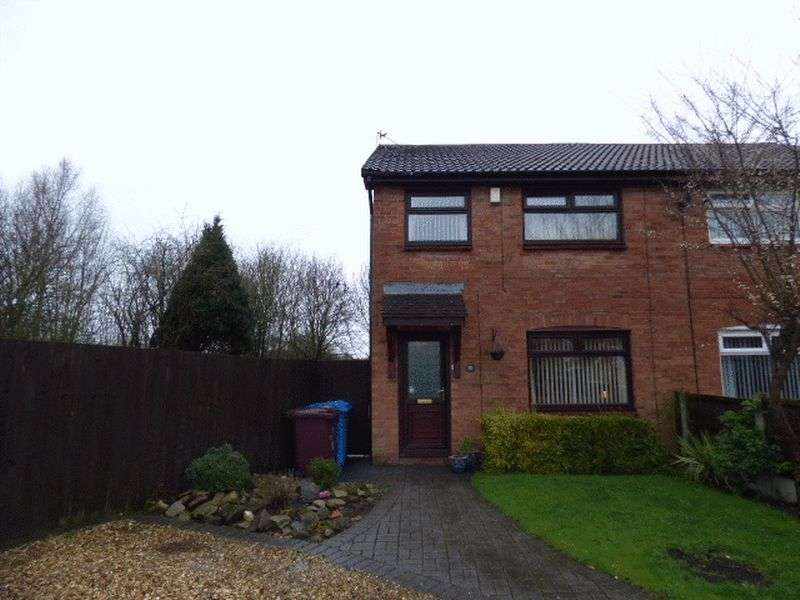 3 Bedrooms Semi Detached House for sale in Dumfries Way, Liverpool