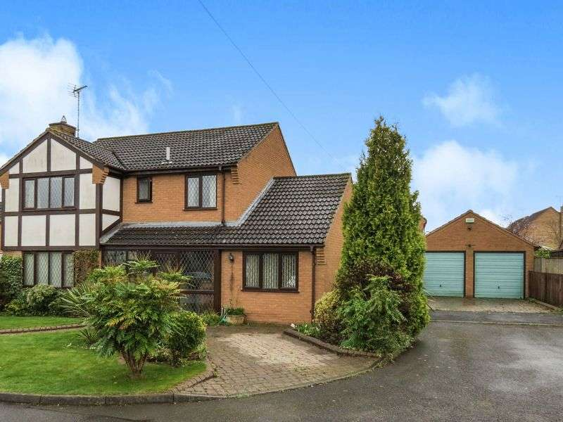 4 Bedrooms Detached House for sale in Thurlby