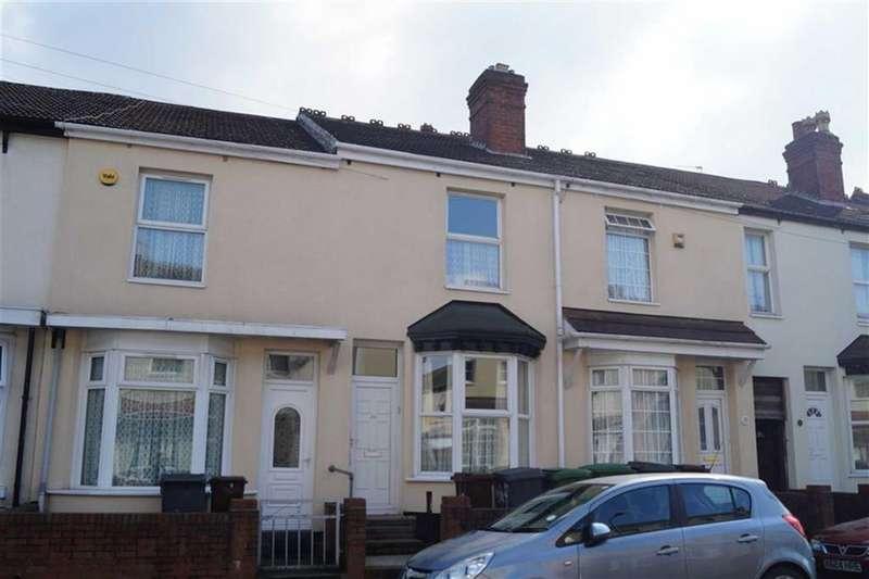 3 Bedrooms Terraced House for sale in Arthur Street, Blakenhall, Wolverhampton
