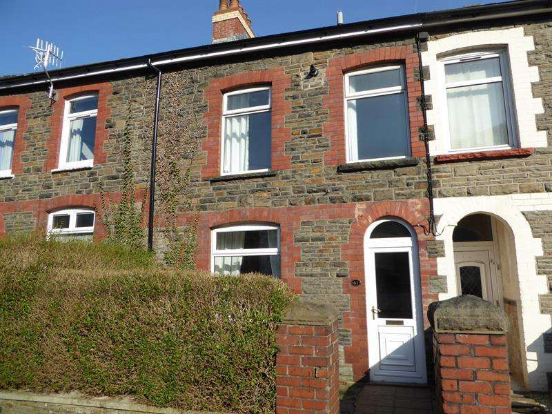 2 Bedrooms Terraced House for sale in School Street, Llanbradach, Caerphilly