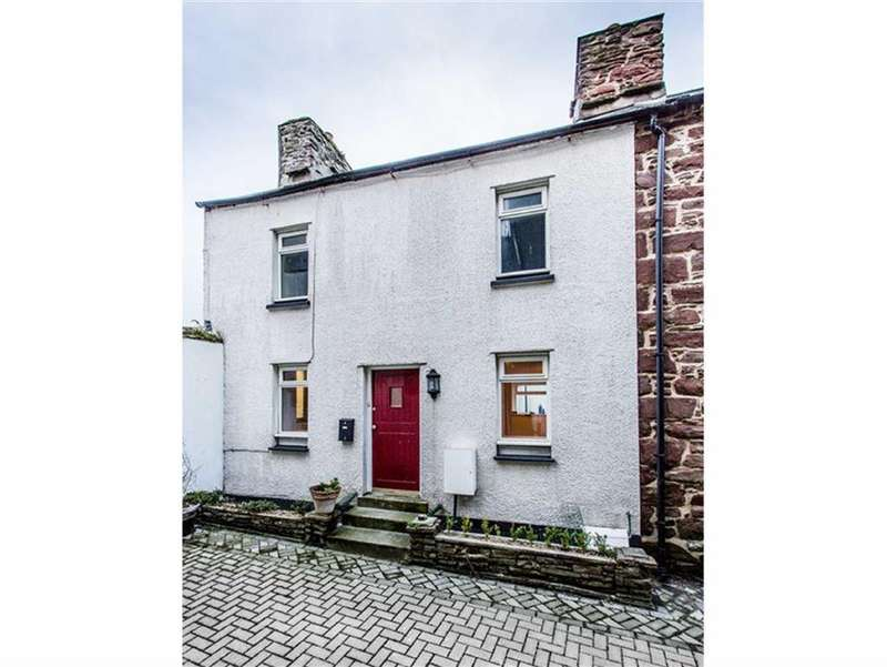 3 Bedrooms Cottage House for sale in Gawnes Court, PEEL, Isle of Man
