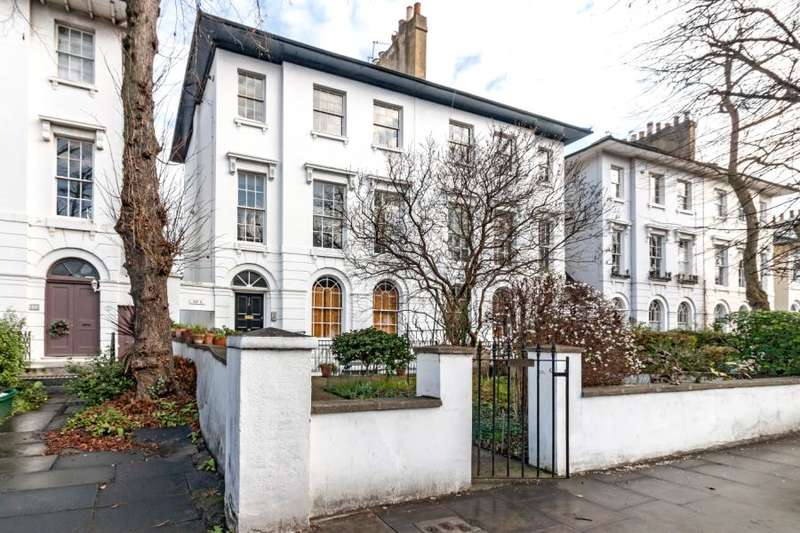 2 Bedrooms Apartment Flat for sale in Barnsbury, London N7