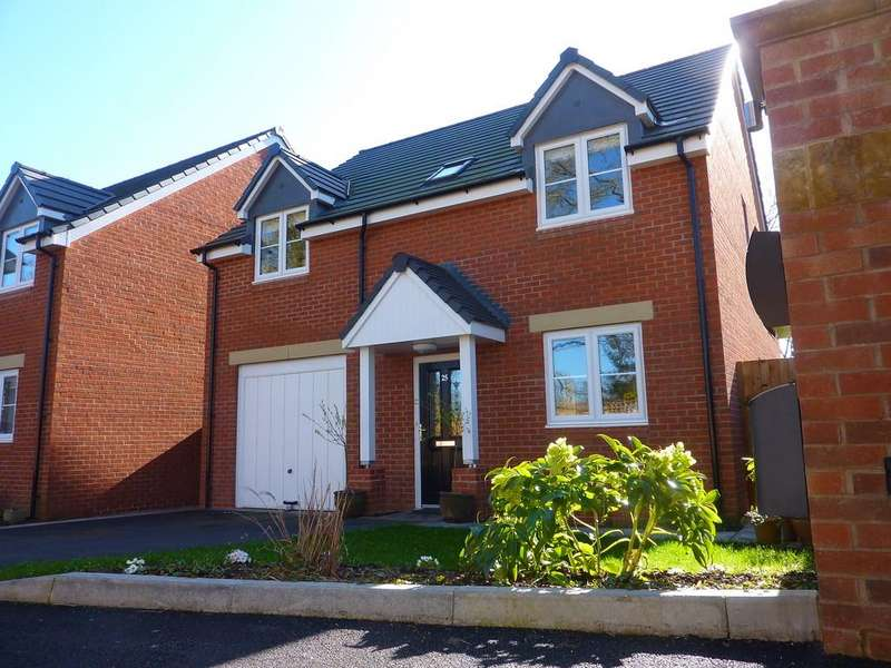 4 Bedrooms Detached House for sale in The Grange, Hook Norton, Oxfordshire