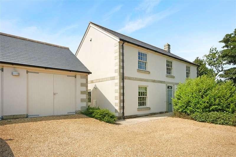 5 Bedrooms Detached House for sale in Long Cross, Shaftesbury, Dorset, SP7