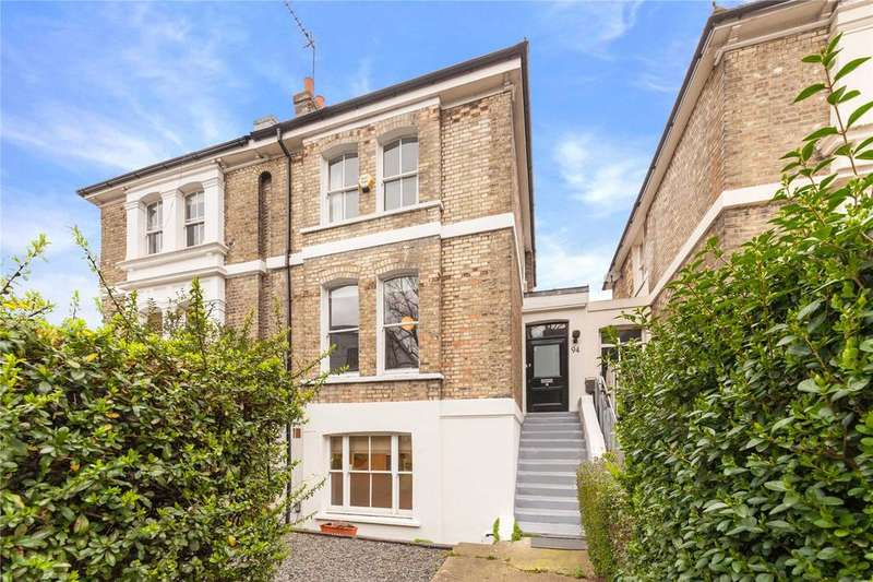 4 Bedrooms House for sale in Hungerford Road, Holloway, London