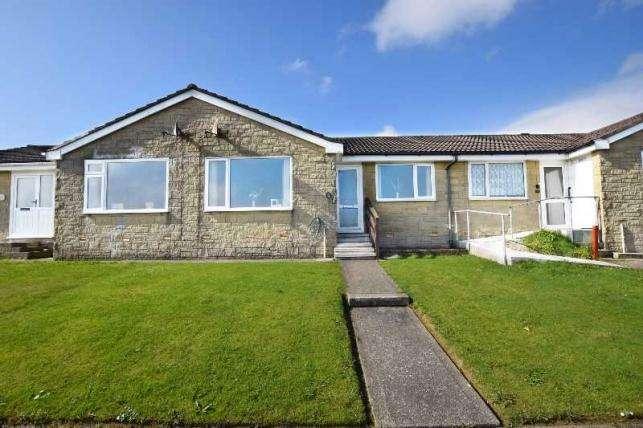 2 Bedrooms Terraced Bungalow for sale in Ballaquark, Douglas, IM2 2ET