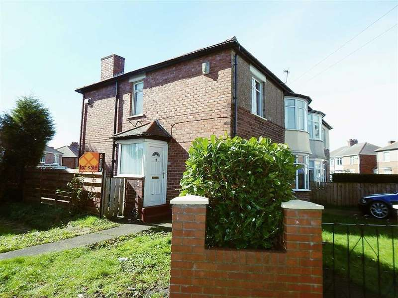 2 Bedrooms Apartment Flat for sale in Grosvenor Gardens, Howdon, Wallsend, NE28