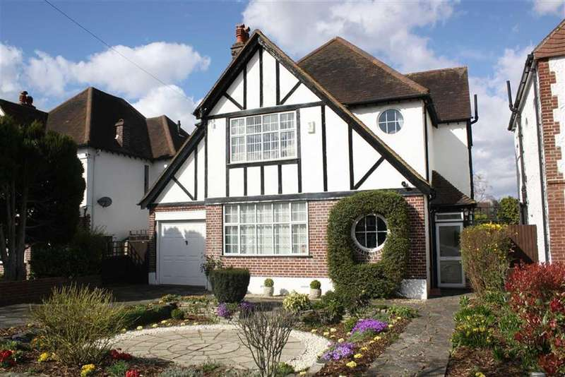 4 Bedrooms Detached House for sale in Petts Wood Road, Petts Wood East