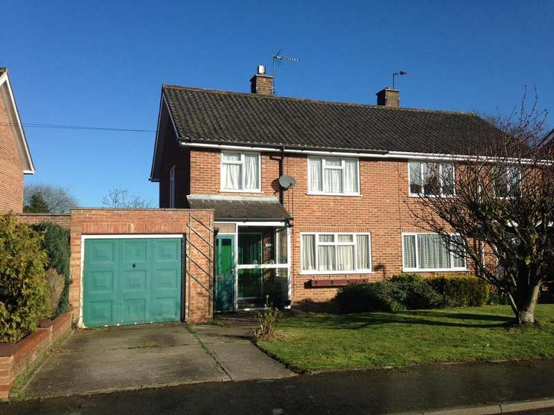 3 Bedrooms Semi Detached House for sale in Three Gates Close, Halstead CO9