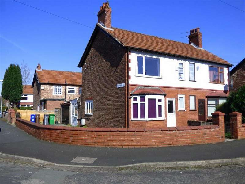 2 Bedrooms Semi Detached House for sale in Edgeworth Drive, Fallowfield, Manchester, M14