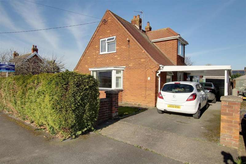 3 Bedrooms Detached Bungalow for sale in 6 Rutland Road, Mablethorpe