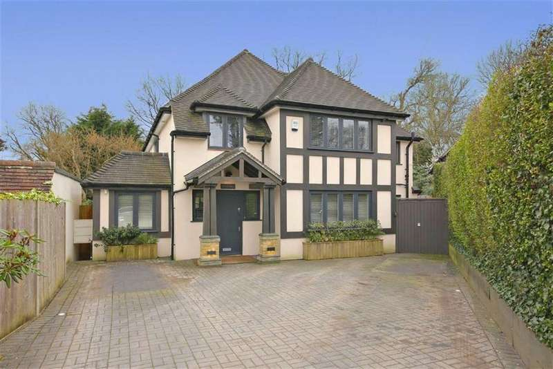 4 Bedrooms Detached House for sale in The Rose Walk, Radlett, Hertfordshire