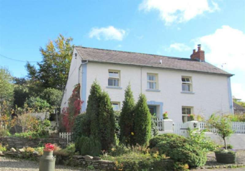 3 Bedrooms House for sale in Coedmor Fach, Lampeter, Ceredigion