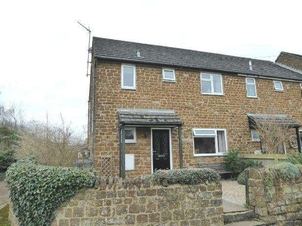 3 Bedrooms End Of Terrace House for sale in Weavers Row, West Street, Shutford