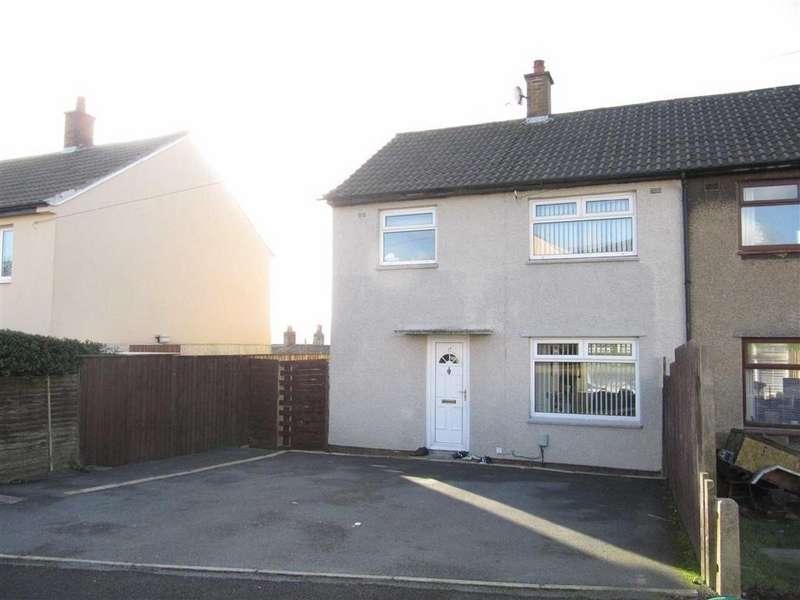 3 Bedrooms Semi Detached House for sale in Weymouth Avenue, Oakes, Huddersfield, HD3