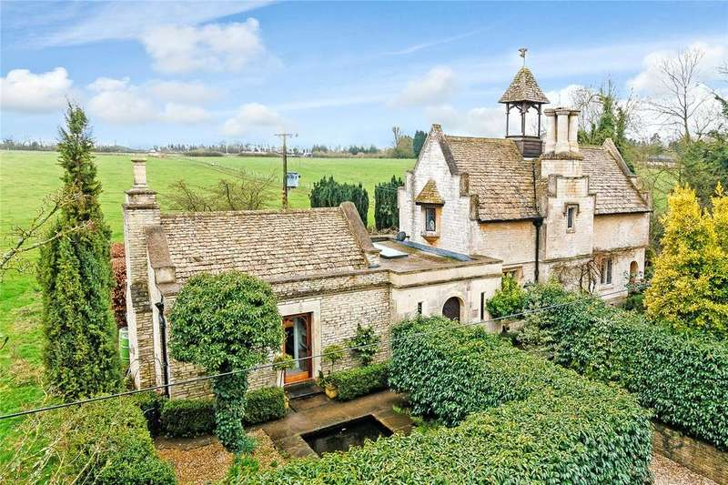 2 Bedrooms Detached House for sale in Grittleton, Chippenham, Wiltshire