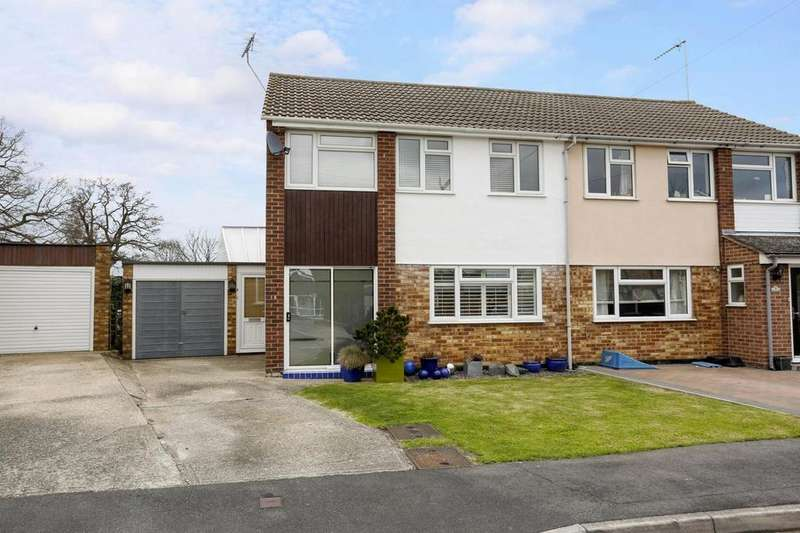 3 Bedrooms Semi Detached House for sale in Highlands Drive, Maldon, Essex, CM9