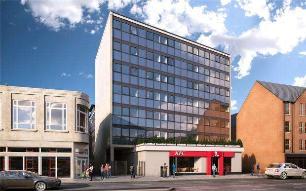 2 Bedrooms Apartment Flat for sale in Grosvenor House, 112-114 Prince Of Wales Road, Norwich