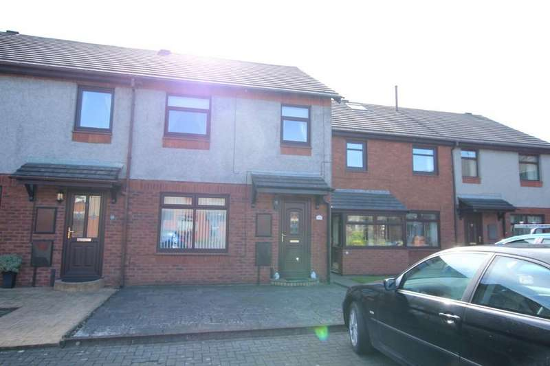 3 Bedrooms Mews House for sale in 14 Badger Court, Barrow In Furness