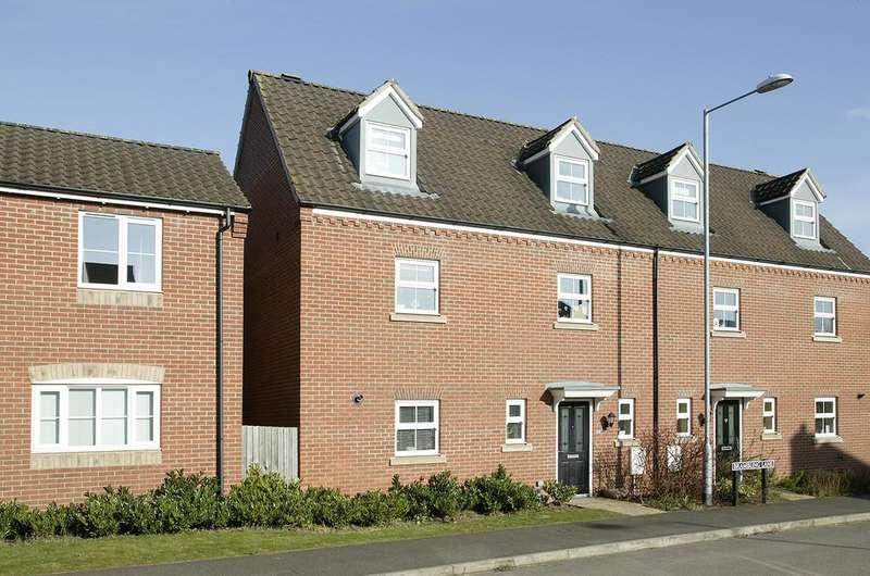 4 Bedrooms Semi Detached House for sale in Brambling Lane, Cringleford