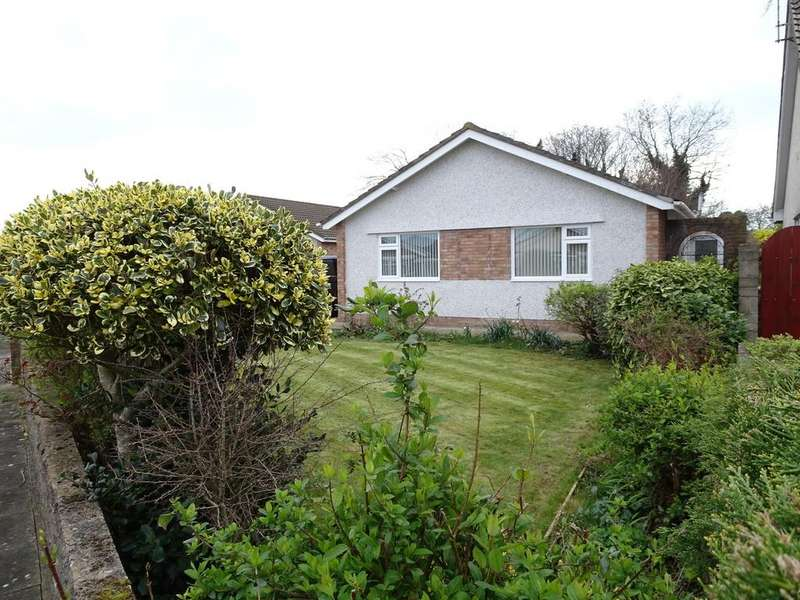 3 Bedrooms Detached Bungalow for sale in HEOL CROES FAEN, NOTTAGE, PORTHCAWL, CF36 3SW