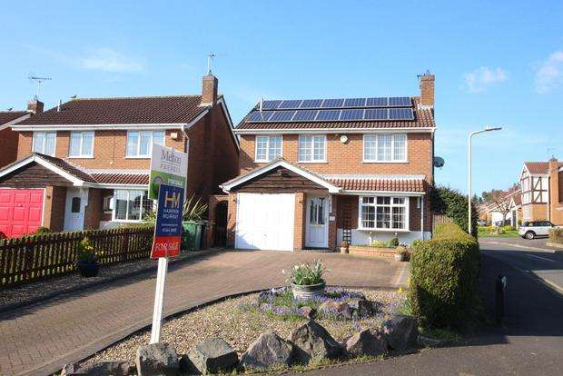 4 Bedrooms Detached House for sale in The Crescent, Melton Mowbray, LE13