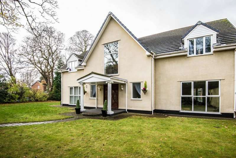 4 Bedrooms Detached House for sale in Prescot Road, Ormskirk