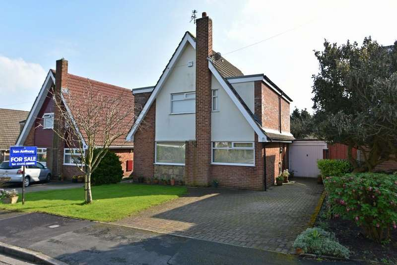 3 Bedrooms Detached House for sale in High Moss, Ormskirk