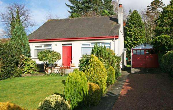 2 Bedrooms Detached Bungalow for sale in 44 Montgomerie Drive, Fairlie, Largs, KA29 0DY