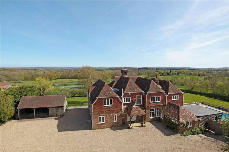 7 Bedrooms Detached House for sale in Ticehurst, Wadhurst, East Sussex, TN5