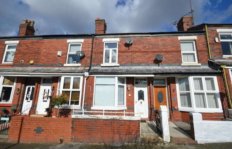 2 Bedrooms Terraced House for sale in Dona Street, Offerton, Stockport